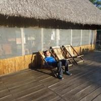 """noch ist es frisch genug, dass man in der Sonne sitzen kann • <a style=""""font-size:0.8em;"""" href=""""http://www.flickr.com/photos/127204351@N02/15093786114/"""" target=""""_blank"""">View on Flickr</a>"""