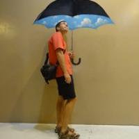 """ein Schirm, der schönes Wetter zaubert • <a style=""""font-size:0.8em;"""" href=""""http://www.flickr.com/photos/127204351@N02/19407937075/"""" target=""""_blank"""">View on Flickr</a>"""