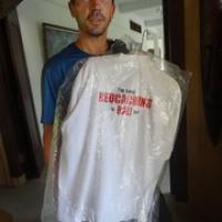 """Ich war auch auf Bali cachen. Das T-Shirt finden wir nahe eines Caches. • <a style=""""font-size:0.8em;"""" href=""""http://www.flickr.com/photos/127204351@N02/17484770326/"""" target=""""_blank"""">View on Flickr</a>"""