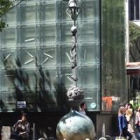 """Melbourne hat viel Kunst im öffentlichen Raum (finde ich) • <a style=""""font-size:0.8em;"""" href=""""http://www.flickr.com/photos/127204351@N02/16293540078/"""" target=""""_blank"""">View on Flickr</a>"""