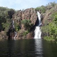 """Wangi Falls...hier war ich mit Anne schon baden, diesmal waren sie gesperrt • <a style=""""font-size:0.8em;"""" href=""""http://www.flickr.com/photos/127204351@N02/16732869724/"""" target=""""_blank"""">View on Flickr</a>"""