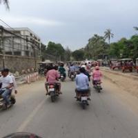 """ein Teil der Straße wurde aufgebuddelt • <a style=""""font-size:0.8em;"""" href=""""http://www.flickr.com/photos/127204351@N02/17613694403/"""" target=""""_blank"""">View on Flickr</a>"""