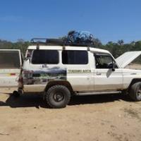 """mit dem Jeep wurden wir in die Pampas gefahren • <a style=""""font-size:0.8em;"""" href=""""http://www.flickr.com/photos/127204351@N02/15715285962/"""" target=""""_blank"""">View on Flickr</a>"""