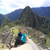 "wir am Machu Picchu :D • <a style=""font-size:0.8em;"" href=""http://www.flickr.com/photos/127204351@N02/15321229963/"" target=""_blank"">View on Flickr</a>"