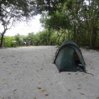 """unser sandiger Zeltplatz...fragt nicht, wie lang es gedauert hat, den Sand aus dem Zelt zu kriegen hinterher • <a style=""""font-size:0.8em;"""" href=""""http://www.flickr.com/photos/127204351@N02/15717270389/"""" target=""""_blank"""">View on Flickr</a>"""