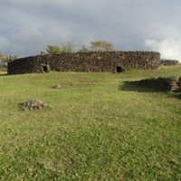 "dieses Gebäude steht bei den Moai Tahai • <a style=""font-size:0.8em;"" href=""http://www.flickr.com/photos/127204351@N02/15281101284/"" target=""_blank"">View on Flickr</a>"