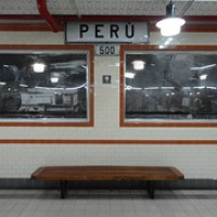 "Ubahnstation Peru • <a style=""font-size:0.8em;"" href=""http://www.flickr.com/photos/127204351@N02/15717577667/"" target=""_blank"">View on Flickr</a>"