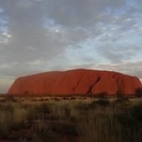 """noch eine der vielen Farben am Uluru • <a style=""""font-size:0.8em;"""" href=""""http://www.flickr.com/photos/127204351@N02/17147431587/"""" target=""""_blank"""">View on Flickr</a>"""