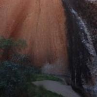 "höchster Wasserfall, wenn es mal regnet am Mala Walk • <a style=""font-size:0.8em;"" href=""http://www.flickr.com/photos/127204351@N02/16732360884/"" target=""_blank"">View on Flickr</a>"