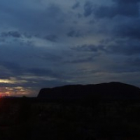 """Sonne über Kata Tjuta • <a style=""""font-size:0.8em;"""" href=""""http://www.flickr.com/photos/127204351@N02/17167062058/"""" target=""""_blank"""">View on Flickr</a>"""