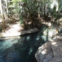 """ein Pool, gespeist durch eine heiße Quelle • <a style=""""font-size:0.8em;"""" href=""""http://www.flickr.com/photos/127204351@N02/17169073149/"""" target=""""_blank"""">View on Flickr</a>"""