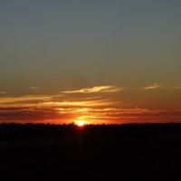 """und schwupp sind wir beim Sonnenaufgang • <a style=""""font-size:0.8em;"""" href=""""http://www.flickr.com/photos/127204351@N02/17328889826/"""" target=""""_blank"""">View on Flickr</a>"""